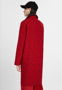 Desigual - AREN - Zimní kabát - red - 2
