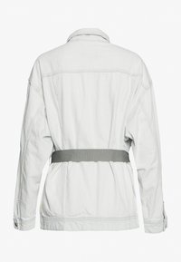 G-Star - REAL BOYFRIEND - Denim jacket - beach faded larimar - 1