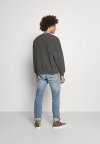 BDG Urban Outfitters - REALITY BREAK UNISEX - Mikina - washed black - 2