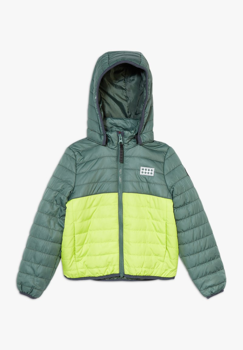 LEGO Wear - JOSHUA JACKET - Winter jacket - dark green