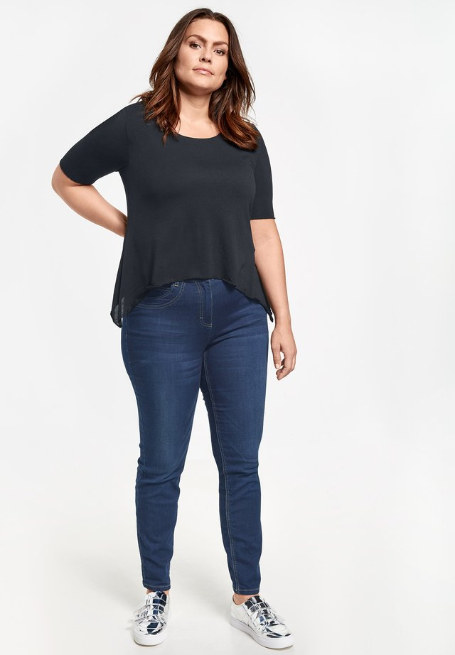BETTY - Slim fit jeans - blue
