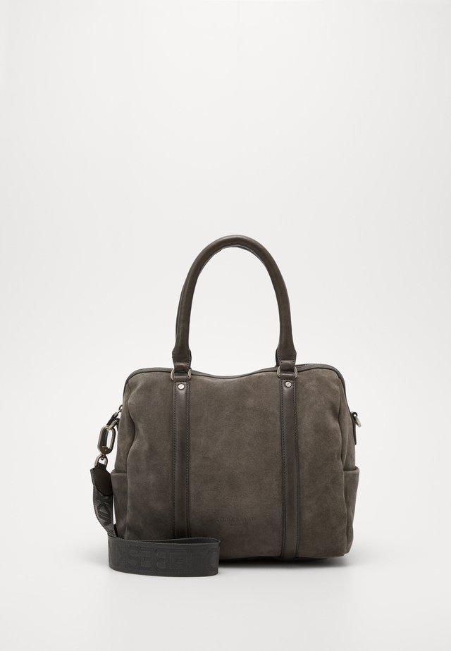 Handbag - gun grey