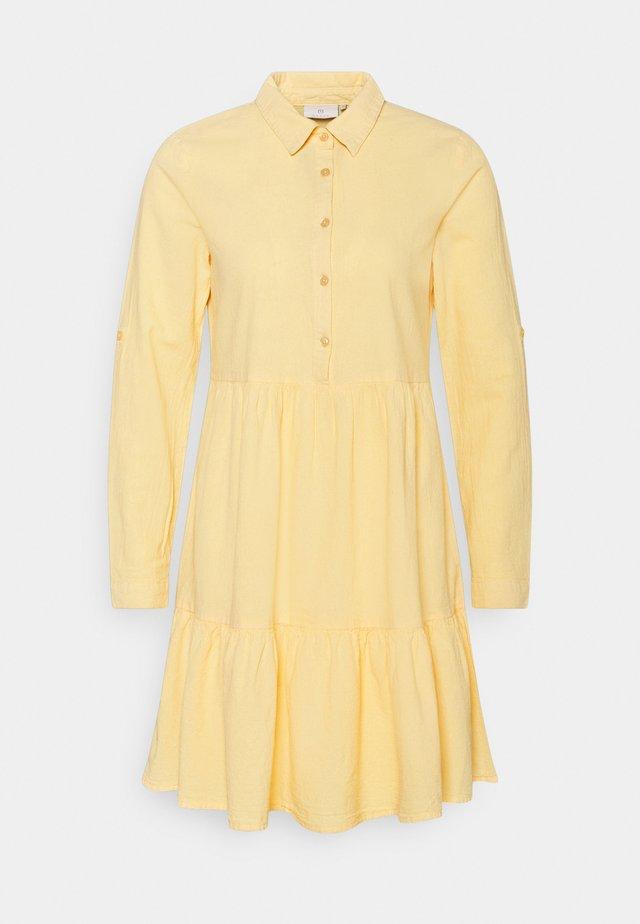 NAYA DRESS - Shirt dress - golden haze