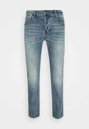 HEAVY WASH - Jeans Skinny Fit - blue