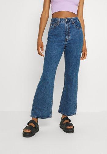 MATH CLUB FLARE - Jeans a zampa - noe numbers