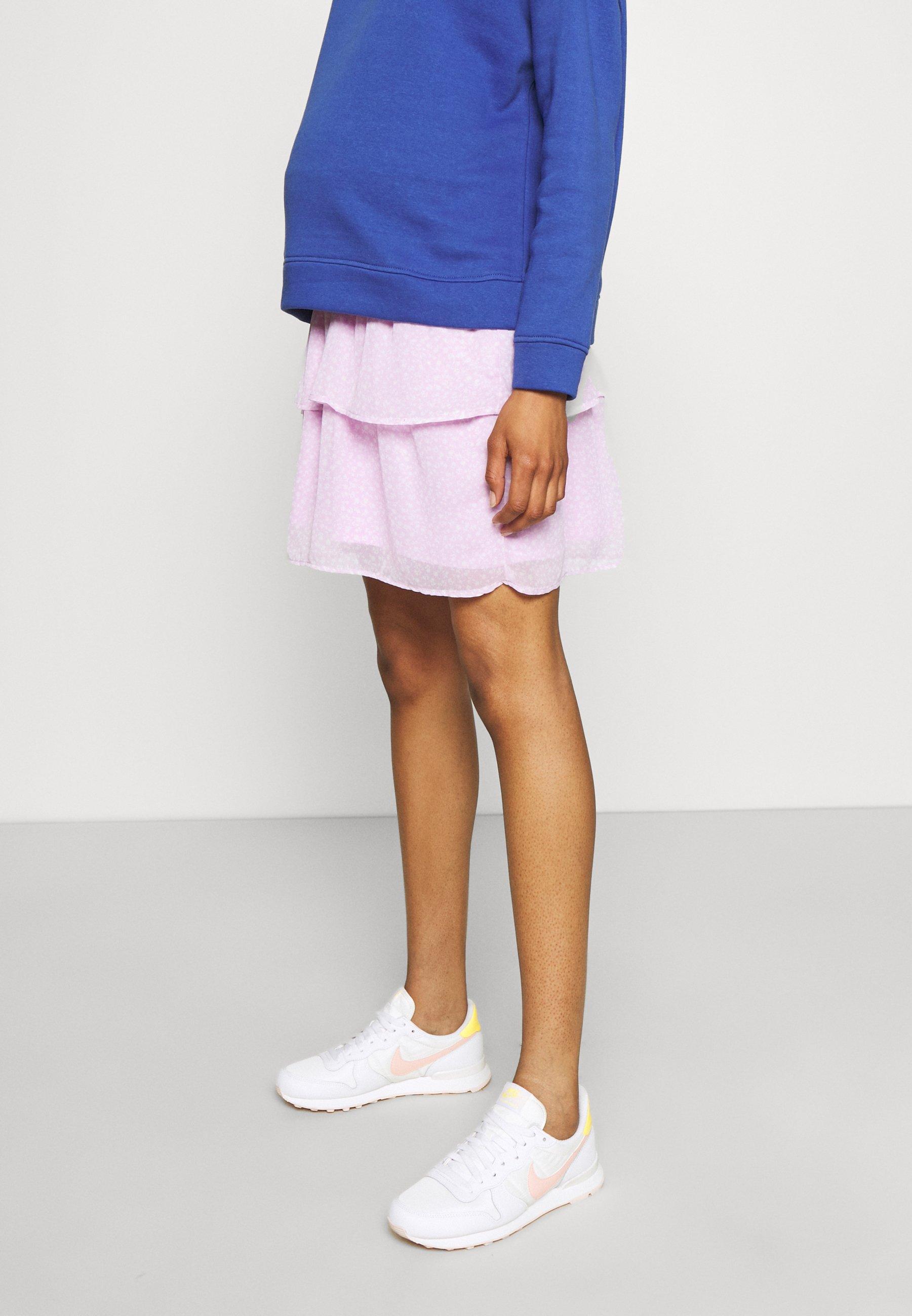 Femme PCMLEON SKIRT - Minijupe
