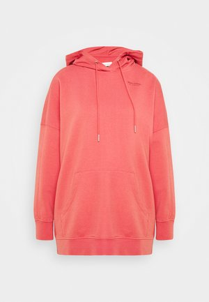 Bluza z kapturem - hazy peach