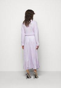 By Malene Birger - ANABEL - A-line skirt - light purple - 2