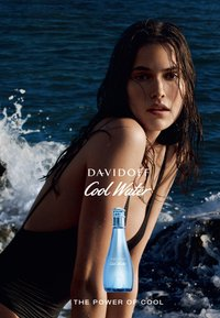 DAVIDOFF Fragrances - COOL WATER WOMAN EAU DE TOILETTE - Woda toaletowa - - - 4