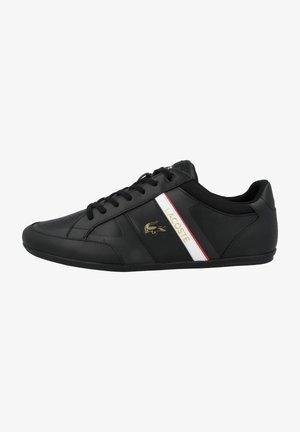 CHAYMON TECH - Sneakers - blk/wht