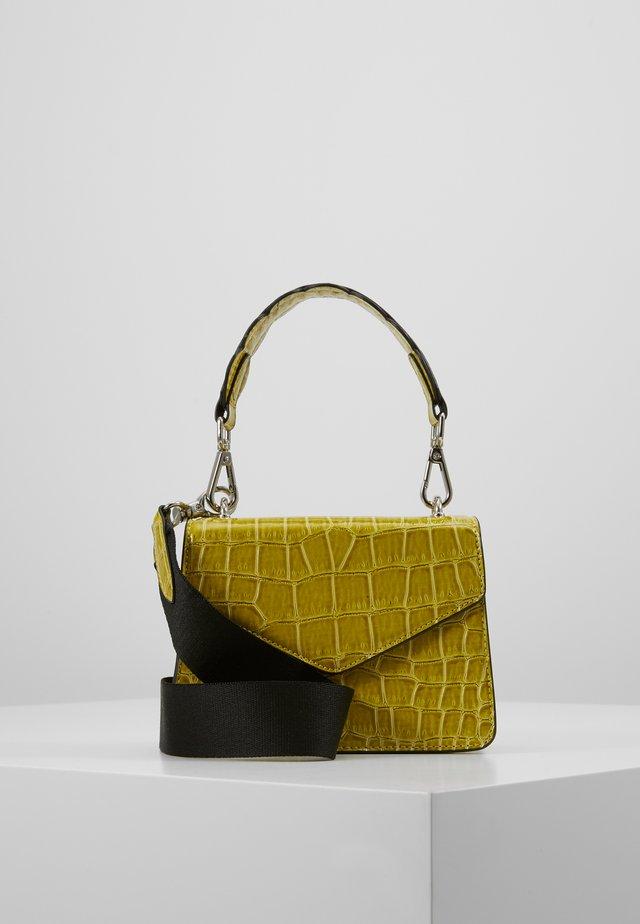SOLID KELLIY BAG - Håndveske - sunny lime