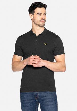 HENRY - Polo shirt - black
