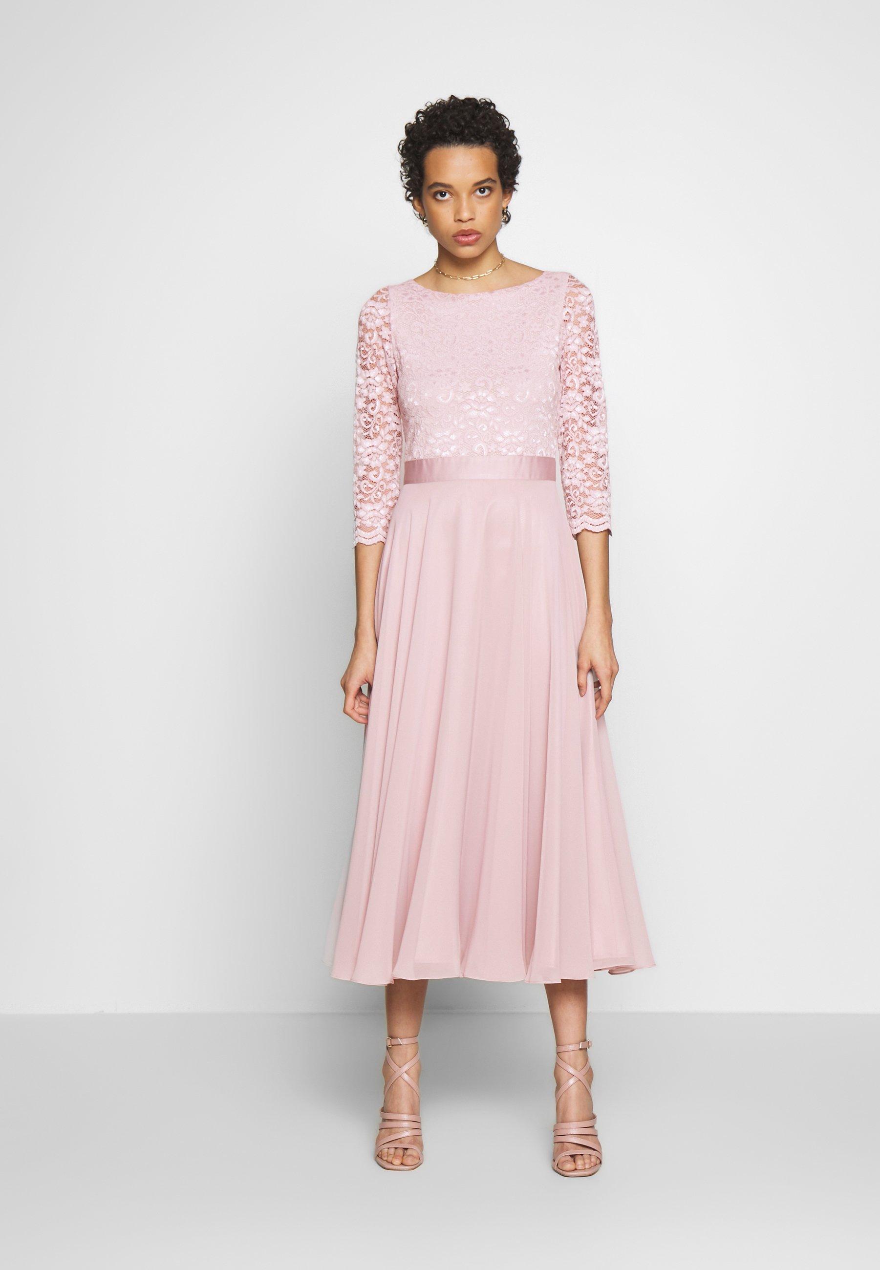 Swing Cocktailkleid/festliches Kleid   hellrosa/rosa   Zalando.de