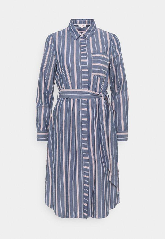 Sukienka letnia - faded blue