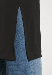 Lindex - TINNA TUNIC - Basic T-shirt - black - 5