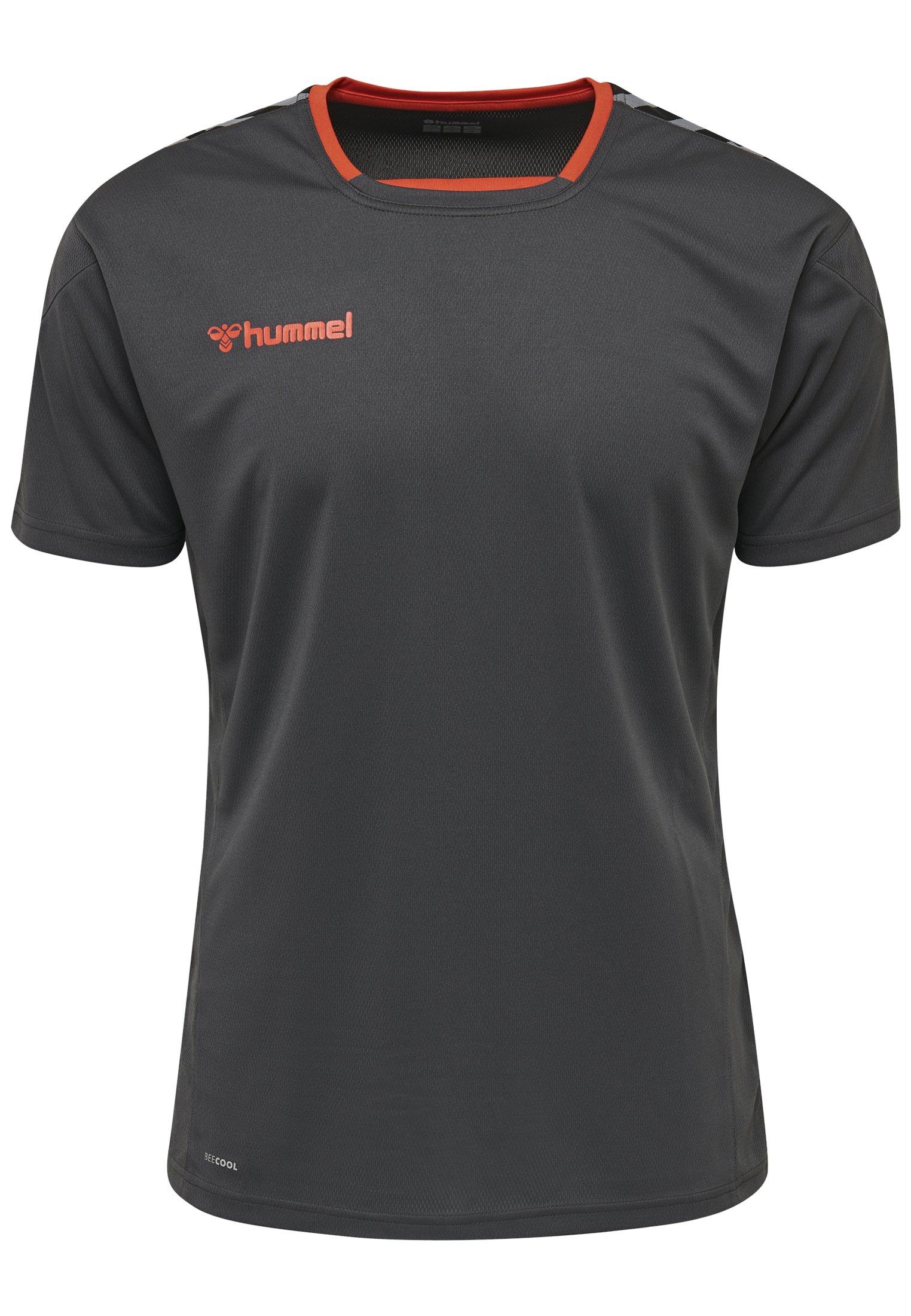 Homme HMLAUTHENTIC POLY  S/S - T-shirt imprimé