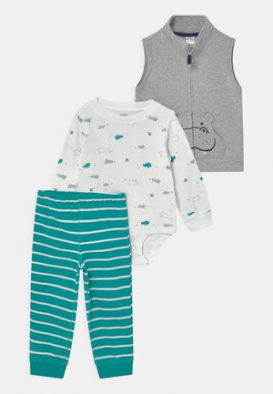 HIPPO SET - Vesta - grey