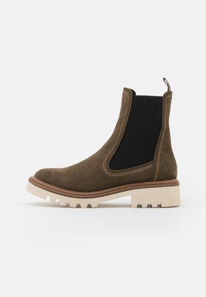 BOOTS - Classic ankle boots - olive