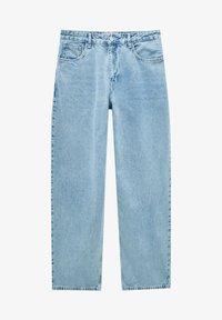 PULL&BEAR - Straight leg jeans - blue denim - 6