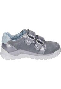 Ricosta - Touch-strap shoes - graphit/grau/himmel - 5