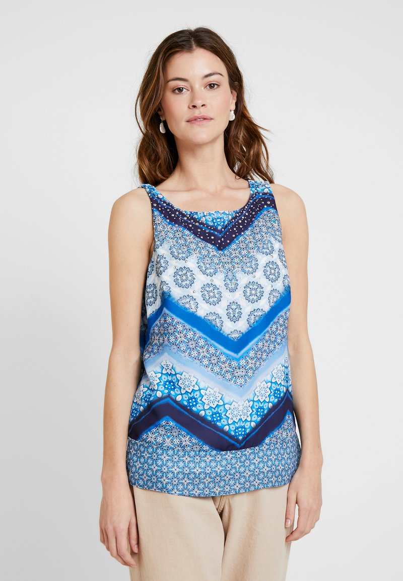 Wallis - Bluse - blue