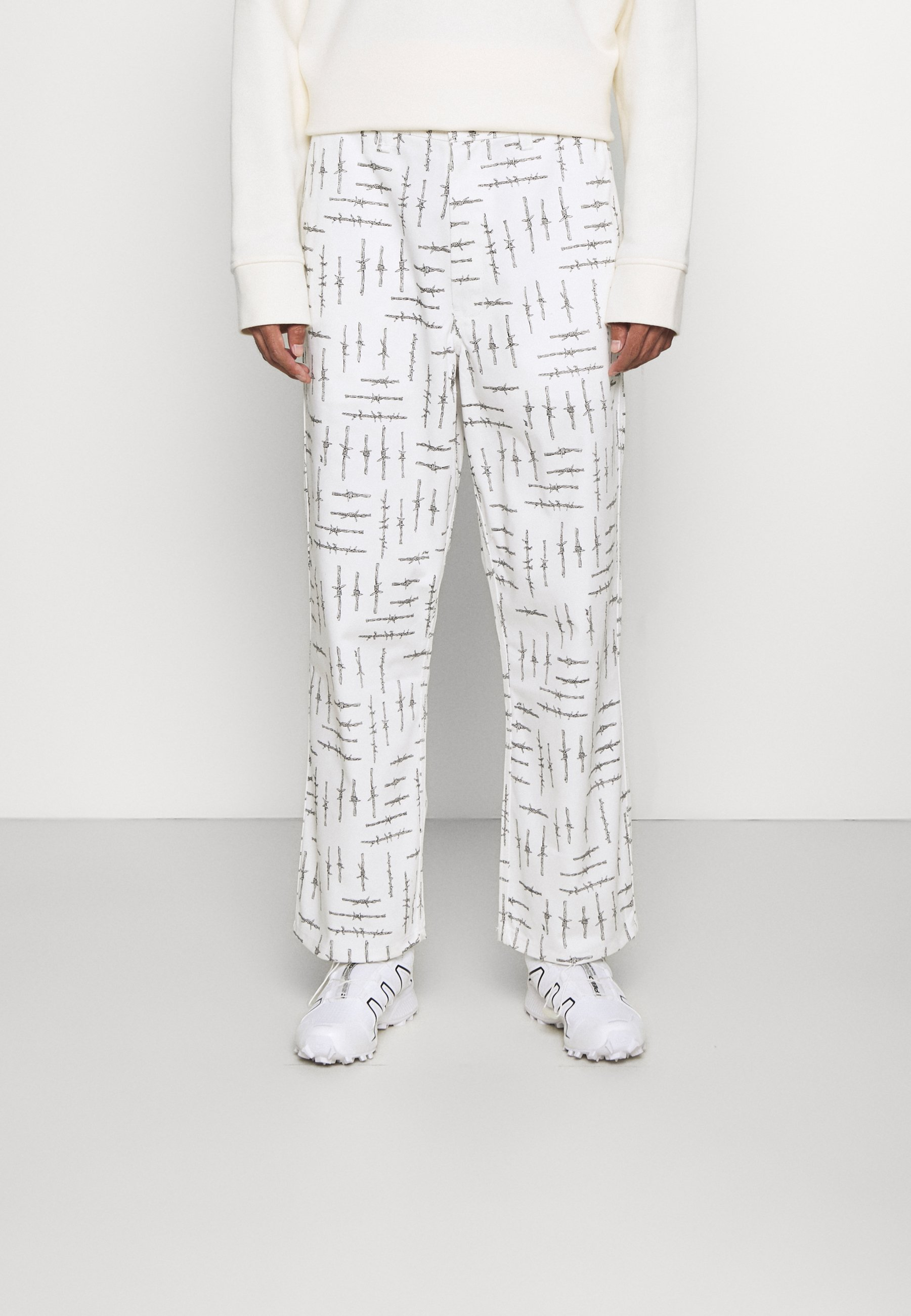 Men WIRE BOYD PANT - Trousers