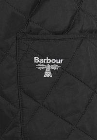 Barbour Beacon - STARLING QUILT - Light jacket - black - 7