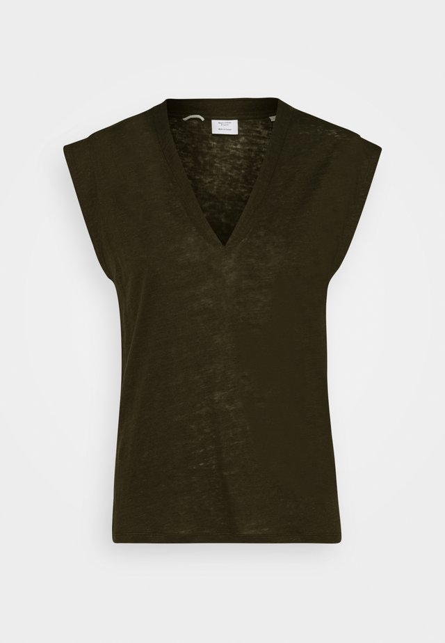 BOXY SHAPED SPECIAL - T-shirt basic - green