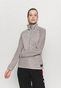 O'Neill - SNOW CITY - Fleece jumper - chateau gray - 0