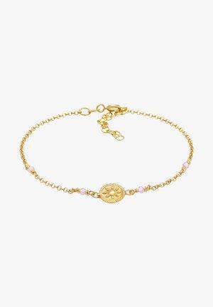 Sun Ornament - Armband - gold