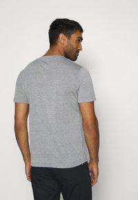 Calvin Klein Golf - HARLEM TECH 3 PACK - T-shirts basic - black/navy/silver - 2