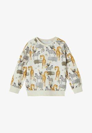 Sweatshirt - peyote melange