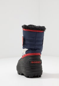 Sorel - CHILDRENS - Winter boots - nocturnal/sail red - 3