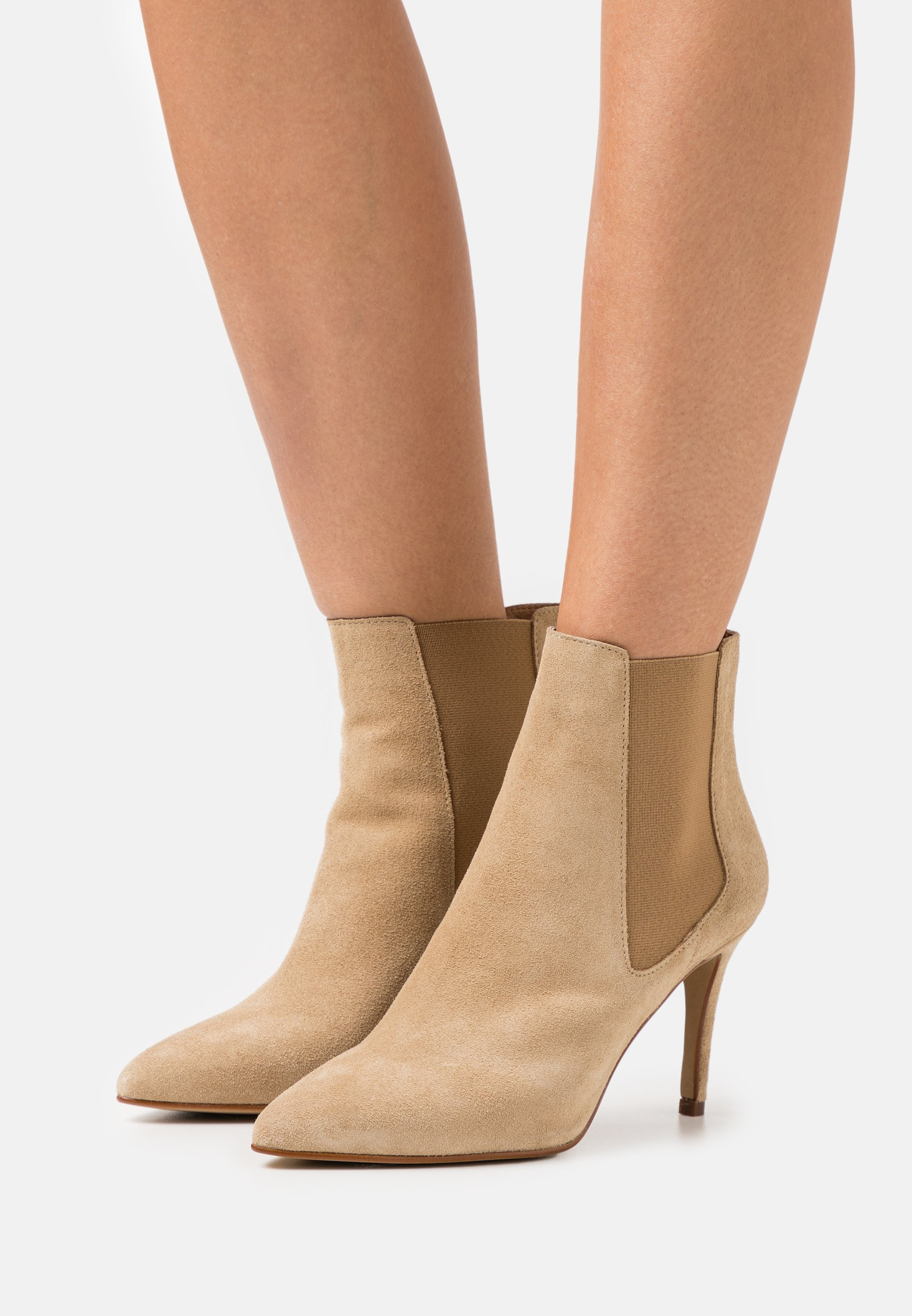 Women BIADANGER CHELSEA - High heeled ankle boots