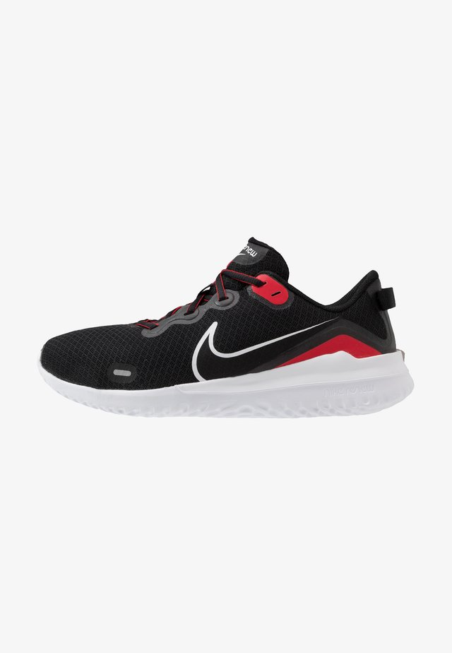 RENEW RIDE - Zapatillas de running neutras - black/white/red/anthracite