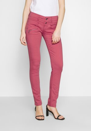 COREENA NEW MAGIC COLOR - Trousers - clared red