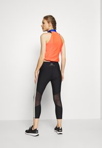 Under Armour - PROJECT ROCK ANKLE CROP - Leggings - black - 2