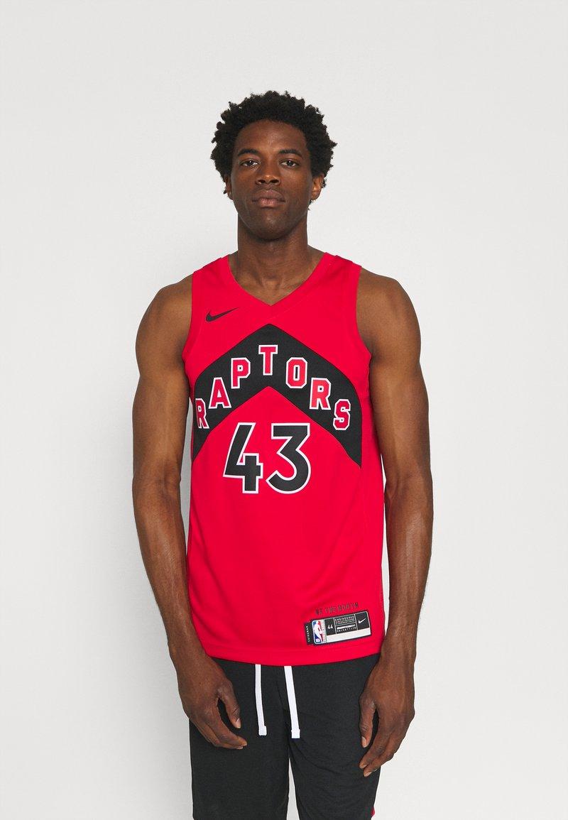 Nike Performance - NBA TORONTO RAPTORS SWINGMAN  - Club wear - university red