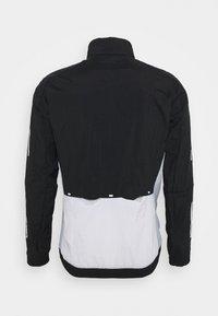 adidas Performance - TRACK - Træningsjakker - black/white - 1