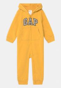 GAP - LOGO  - Jumpsuit - pale gold - 0