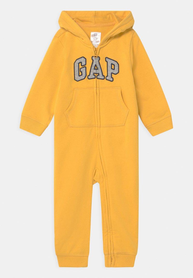 GAP - LOGO  - Jumpsuit - pale gold