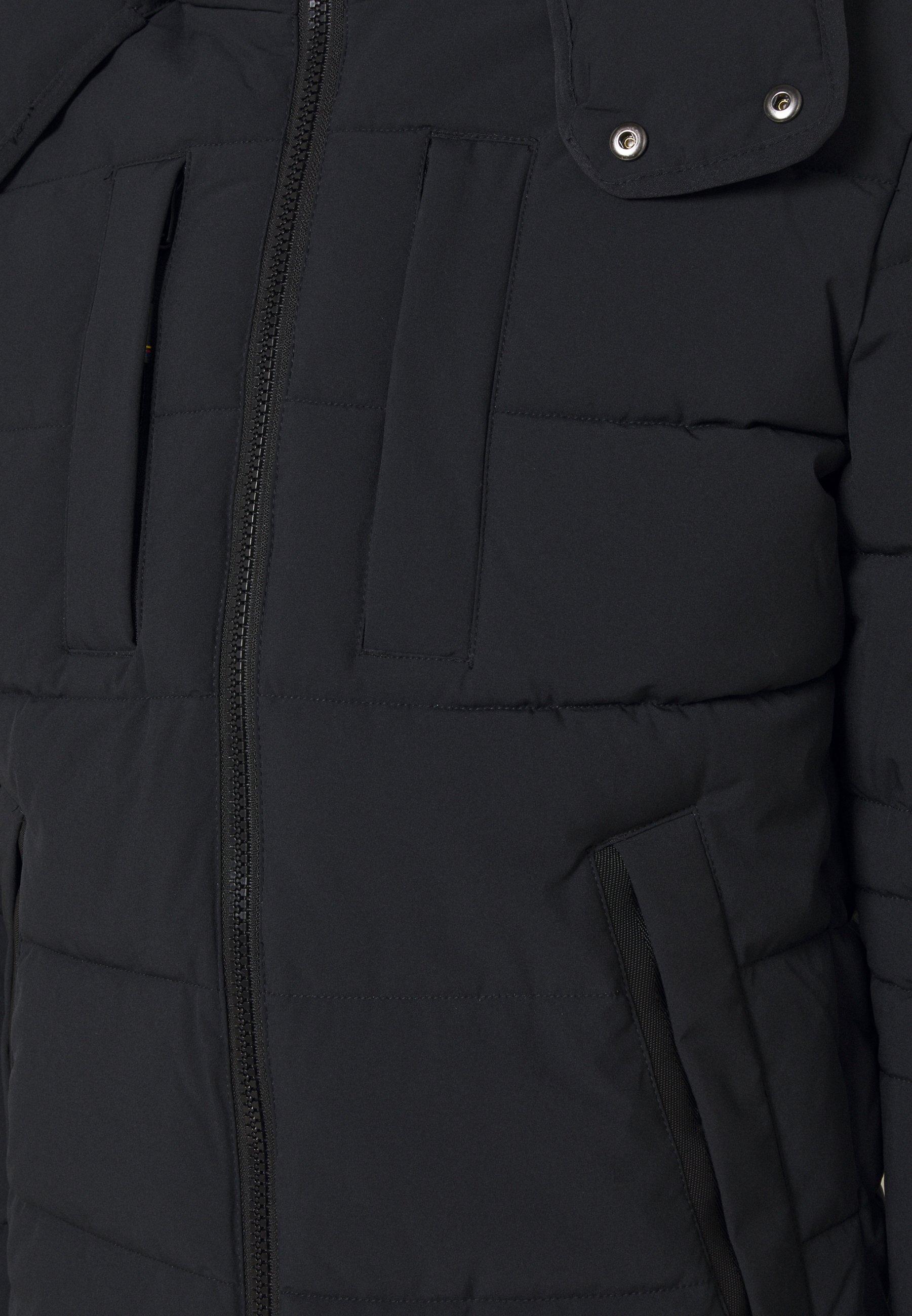 Esprit Vinterjakke - Black/svart