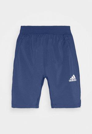 AEROREADY SHORT - Pantalón corto de deporte - tech indigo