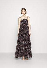 Bruuns Bazaar - ALCEA ALLY DRESS - Maxi dress - black - 0