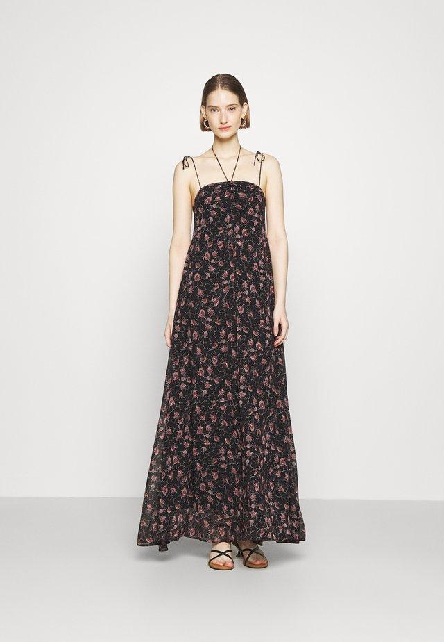 ALCEA ALLY DRESS - Maxi dress - black