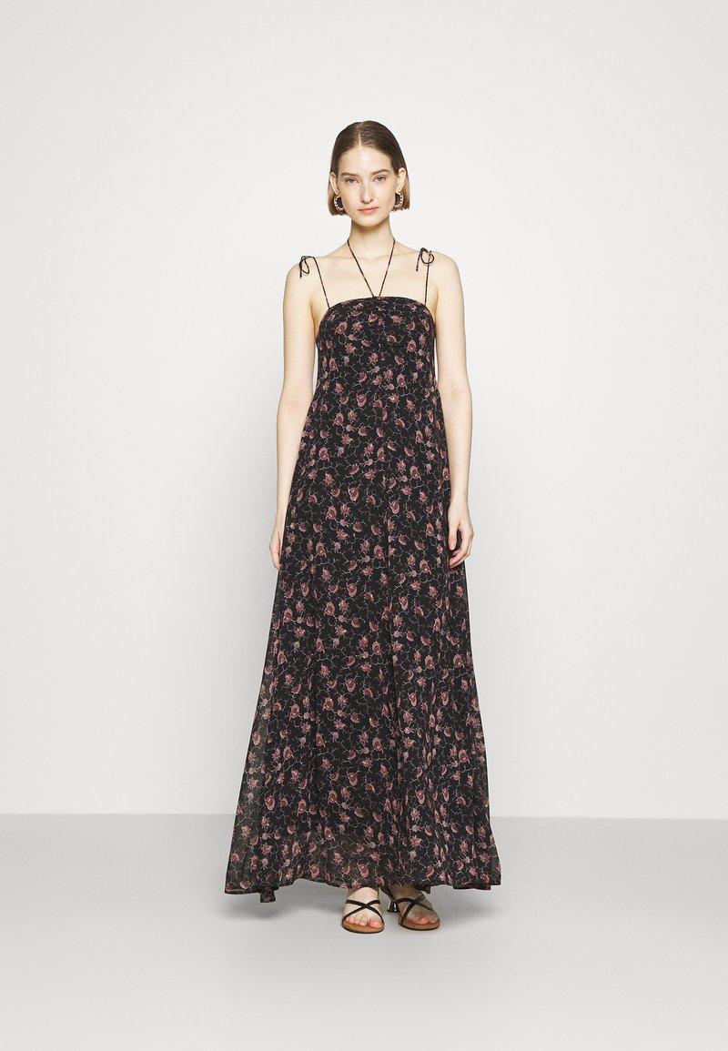 Bruuns Bazaar - ALCEA ALLY DRESS - Maxi dress - black