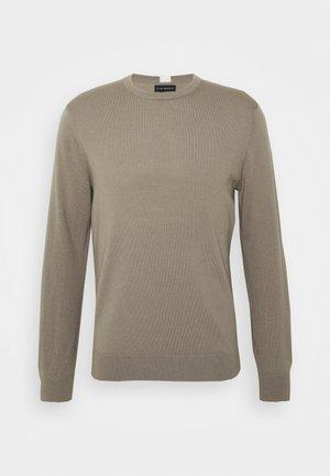CREW - Long sleeved top - shadow