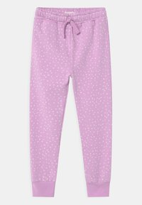 Cotton On - MARLO  - Tracksuit bottoms - pale violet - 0
