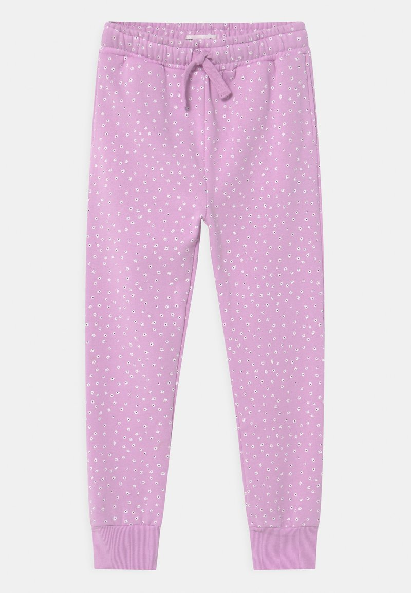Cotton On - MARLO  - Tracksuit bottoms - pale violet