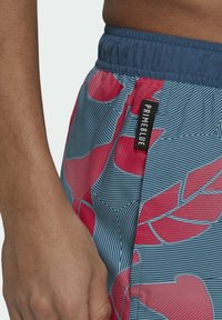 adidas Performance - BAÑADOR CLÁSICO GRAPHIC - Swimming shorts - blue - 2